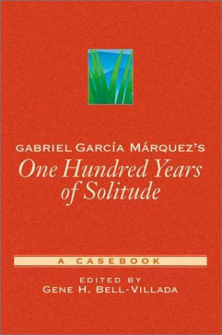Gabriel Garc�a M�rquez's One Hundred Years of Solitude   2002 9780195144550 Front Cover