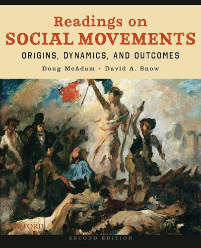 Readings on Social Movements Origins, Dynamics, and Outcomes 2nd 2010 edition cover