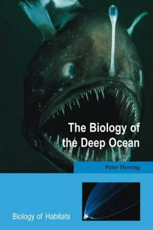 Biology of the Deep Ocean   2001 edition cover