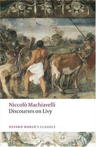 Discourses on Livy   2008 edition cover
