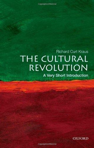 Cultural Revolution   2012 edition cover