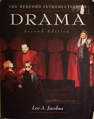 Bedford Introduction to Drama 2nd 9780312066550 Front Cover