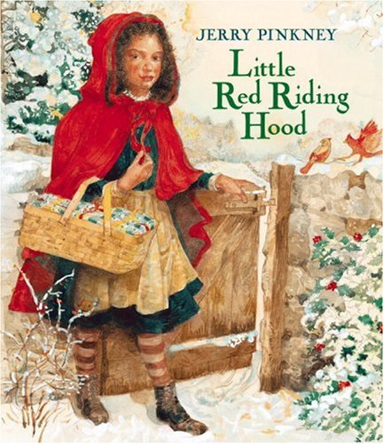 Little Red Riding Hood   2007 edition cover