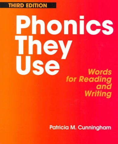 Phonics They Use Words for Reading and Writing 3rd 2000 9780321020550 Front Cover