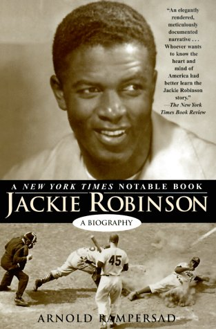 Jackie Robinson A Biography N/A edition cover
