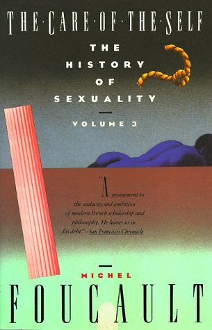 History of Sexuality The Care of the Self N/A edition cover