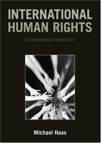 International Human Rights A Comprehensive Introduction  2008 edition cover