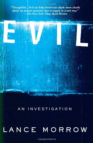Evil An Investigation  2004 edition cover