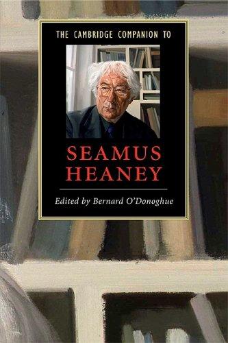 Seamus Heaney   2008 edition cover