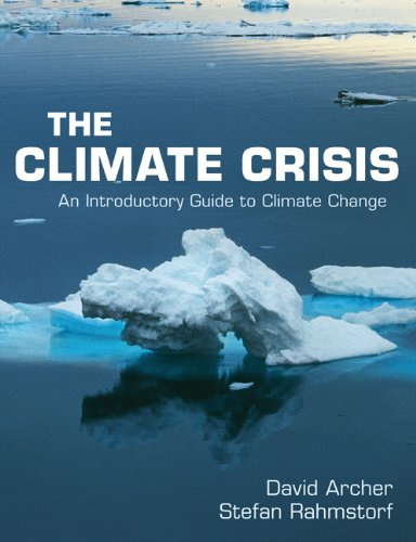 Climate Crisis An Introductory Guide to Climate Change  2009 edition cover
