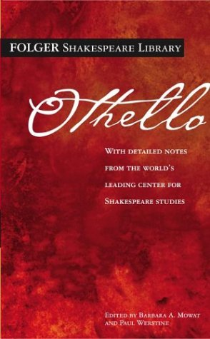 Othello   2004 9780743477550 Front Cover