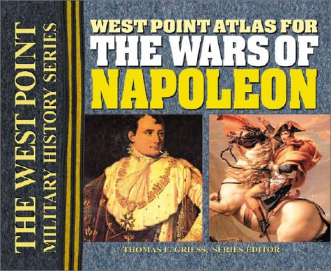 Wars of Napoleon Atlas  N/A edition cover