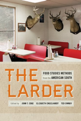 Larder Food Studies Methods from the American South  2013 edition cover