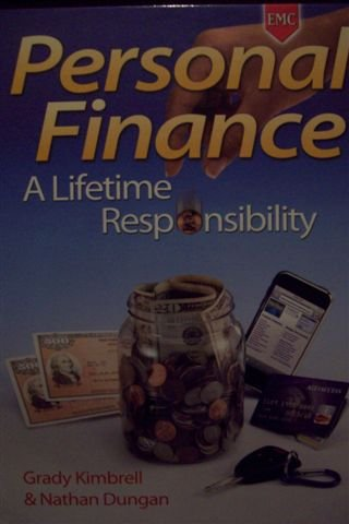 Personal Finance (TE)  2009 9780821942550 Front Cover
