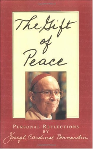 Gift of Peace Personal Reflections N/A edition cover