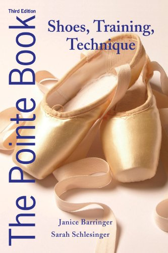 Pointe Book Shoes, Training, Technique 3rd 2012 edition cover