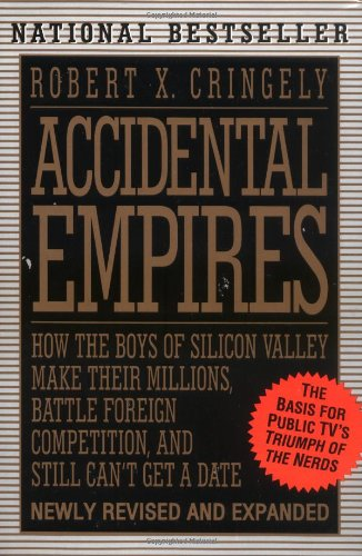 Accidental Empires   1996 (Revised) 9780887308550 Front Cover