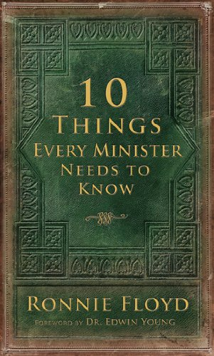 10 Things Every Minister Needs to Know   2006 edition cover