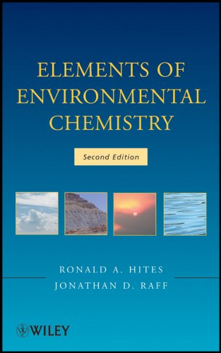 Elements of Environmental Chemistry  2nd 2012 edition cover