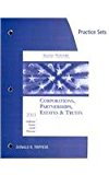 South-Western Federal Taxation 2013 Corporations, Partnerships, Estates and Trusts 36th 2013 9781133495550 Front Cover