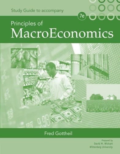 Prinicples of Macroeconomics  7th 2014 9781285064550 Front Cover