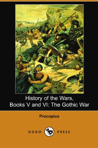 History of the Wars, Books V and Vi  N/A 9781406566550 Front Cover
