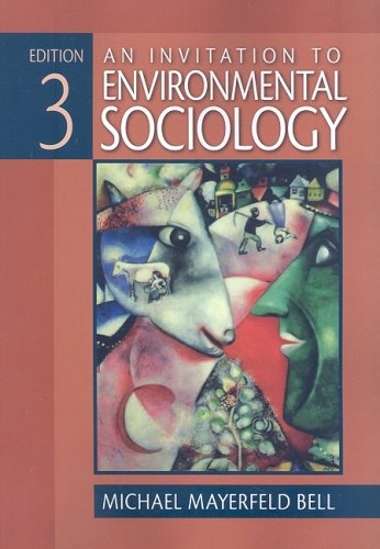 Invitation to Environmental Sociology  3rd 2009 edition cover