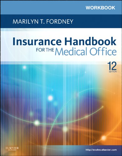 Workbook for Insurance Handbook for the Medical Office  12th edition cover