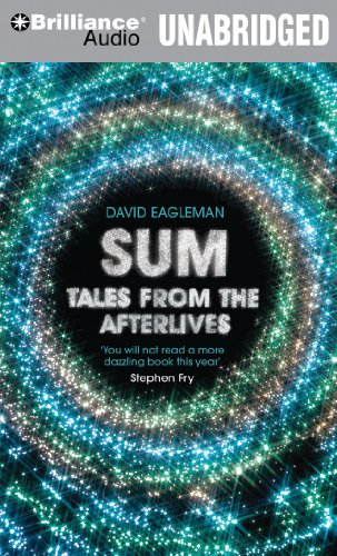 Sum: Forty Tales from the Afterlives, Library Edition  2010 edition cover
