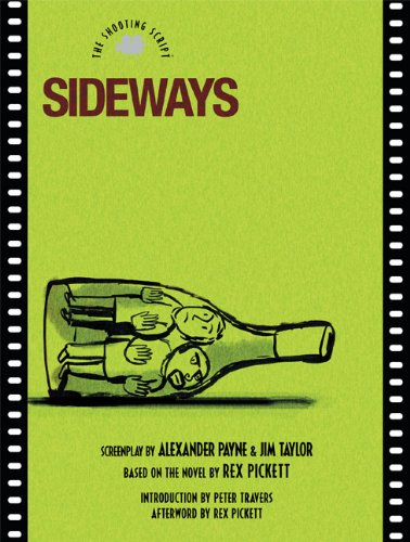 Sideways The Shooting Script  2005 edition cover