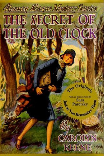 Secret of the Old Clock   1991 (Facsimile) edition cover