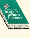 Guide for Design of Pavement Structures  1993 edition cover