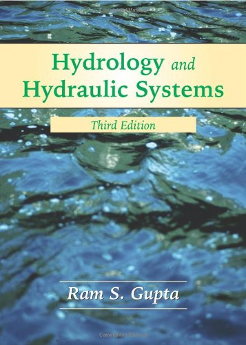 Hydrology and Hydraulic Systems  3rd 2007 edition cover