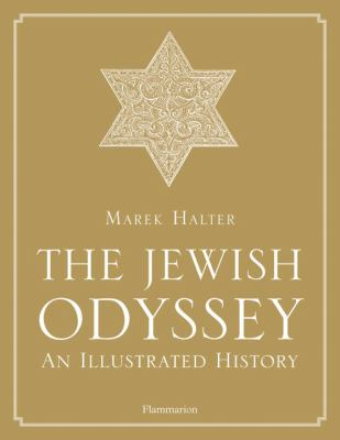 Jewish Odyssey An Illustrated History  2010 9782080301550 Front Cover