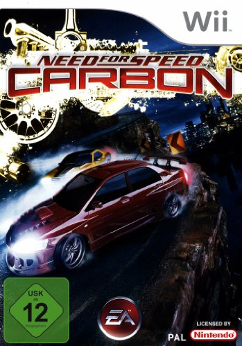 Need for Speed: Carbon [Software Pyramide] Nintendo Wii artwork