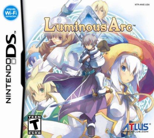 Luminous Arc - Nintendo DS Nintendo DS artwork