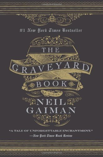 Graveyard Book  N/A edition cover