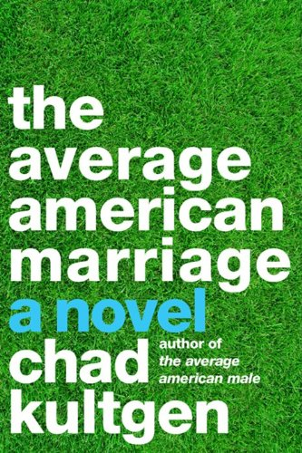 Average American Marriage   2013 edition cover