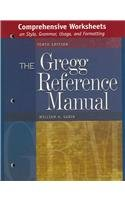 Gregg Reference Manual  10th 2005 edition cover