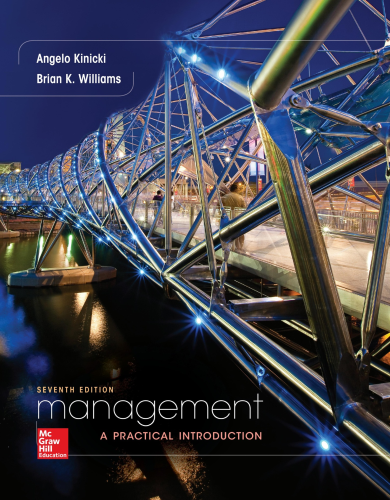 Management: A Practical Introduction (Loose Leaf) 7th 2015 edition cover