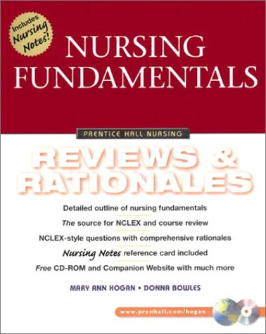 Nursing Fundamentals Reviews and Rationales  2003 edition cover