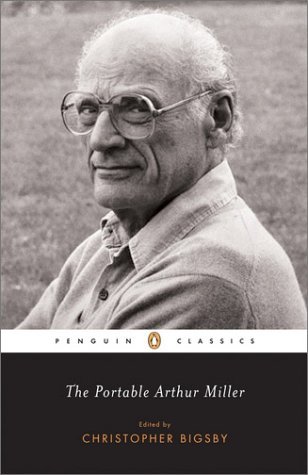 Portable Arthur Miller   2003 edition cover