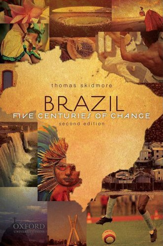 Brazil Five Centuries of Change 2nd 2010 edition cover
