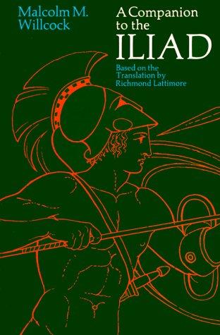 Companion to the Iliad   1976 edition cover