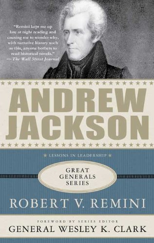 Andrew Jackson A Biography  2009 edition cover