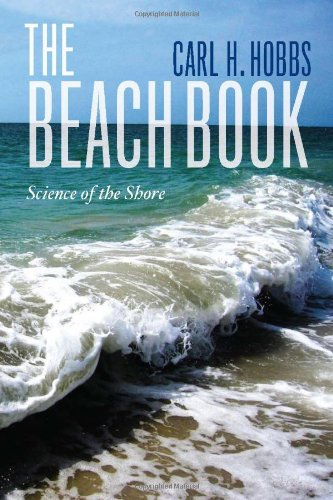 Beach Book Science of the Shore  2012 edition cover