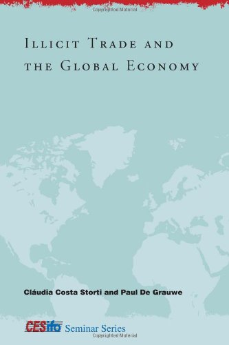Illicit Trade and the Global Economy   2012 9780262016551 Front Cover