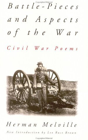Battle-Pieces and Aspects of the War Civil War Poems Reprint edition cover