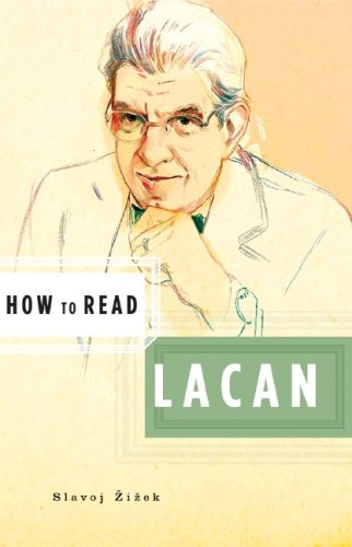 How to Read Lacan   2007 edition cover