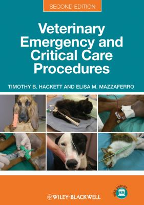 Veterinary Emergency and Critical Care Procedures  2nd 2012 edition cover